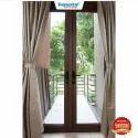 Upvc Fenesta French Door, For Home