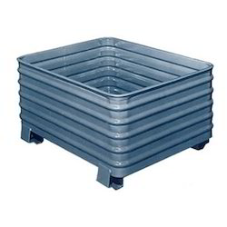 Corrugated Steel Containers