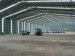 Warehouse Sheds