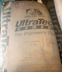 Ppc, Opc ULTRATECH CEMENT, Packaging Type: Sack Bag, Grade: 53