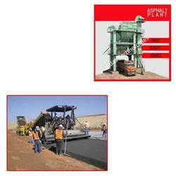 Asphalt Plant for Road Construction