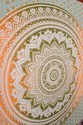 Ombre Mandala Tapestry Indian Cotton Wall Hanging
