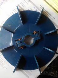 Electric Motor Cooling Fan
