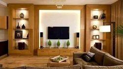 Anycolour TV Showcase Unit