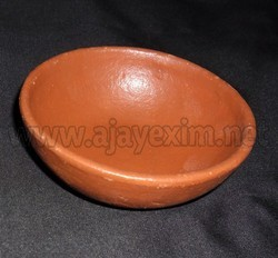 Handmade Clay Kheer Pot