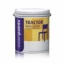 Paints Tractor Emulsion Interior Paint Timber Golden Brown
