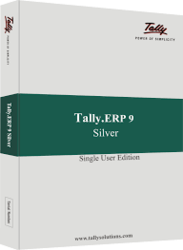 Tally ERP 9 Silver, For Windows