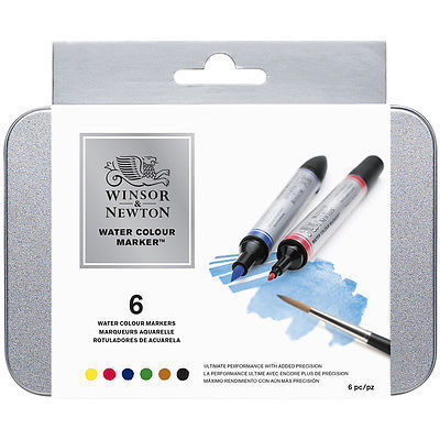 929334b91319 Winsor   Newton Water Color Markers at Rs 2400  pack