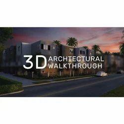 3D Architectural Walkthrough Service