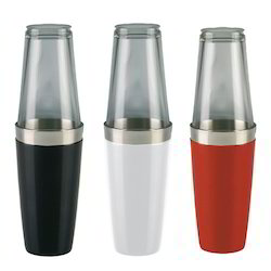 Vinyl Coated Cocktail Shakers