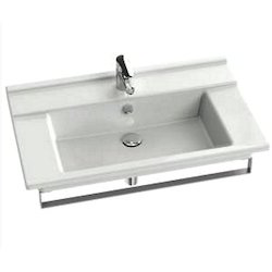 Struktura Single Faucet Hole Vanity Top