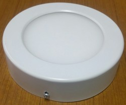 9w Round Surface Panel Light