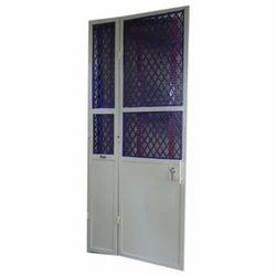MS Metal Security Door