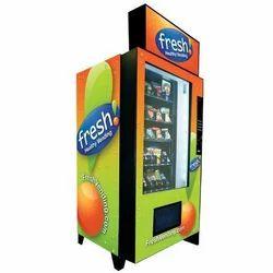 Dual Zone Electronic Vending Machine