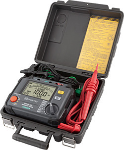 Kyoritsu Digital 5kV Insulation Tester (Megger) 3125A - Instruments