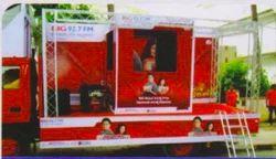 Promotional Van Body