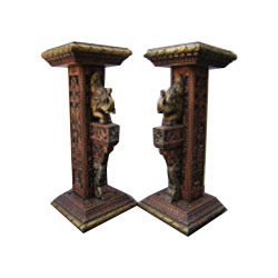Wooden Handicraft Stand At Rs 2000 Piece S Wooden Handicraft