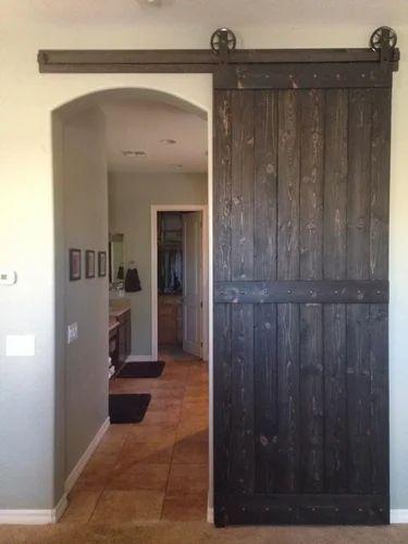 Solid Wooden Front Door at Rs 4500 /piece   Mayapuri   Delhi   ID ...