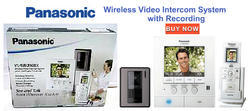 Panasonic VDP Vl-sw250bx Video Door Phone