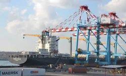 Container Crane Control