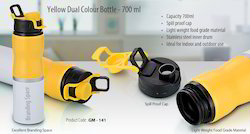 Yellow Dual Color Bottle