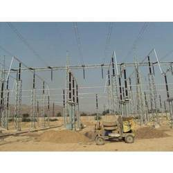 EHV and HV Substations Works