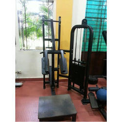 Squat Calf Machine