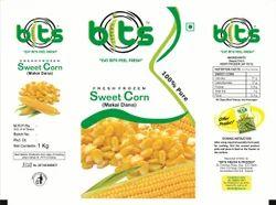 Frozen Sweet Corn Packaging Pouch