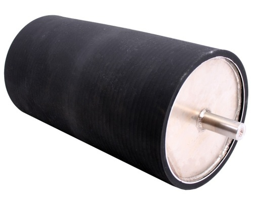 Rubber Roll - PU Coated Rubber Rollers Manufacturer from Ahmedabad