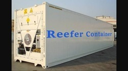 Used Reefer Refrigerated Container 40 Feet