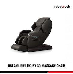 Dreamline 3D Massage Chair - Pearl Black