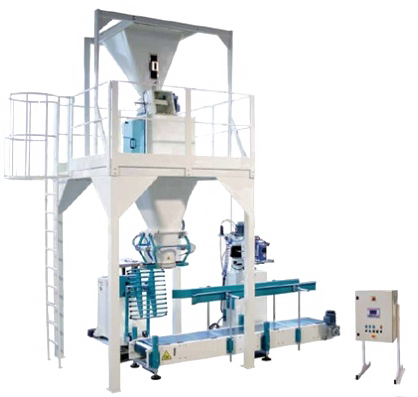 Hightech Automatic Bagging Machine Capacity 5 To 1000 Kg