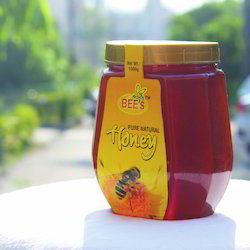 Bees Natural Honey, Packaging Type: Bottle
