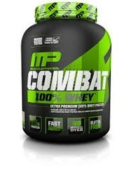 MP Combat Whey 100% Protein, Packaging Type: Plastic Container
