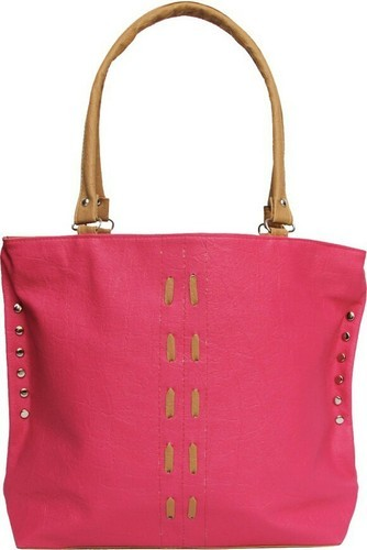 85eeec05a063 Jo Glory Pink Ladies Hand Bags at Rs 170  piece(s)