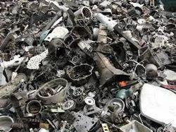 Gray Aluminium Scrap, For Automobile Industry, Size: Loose