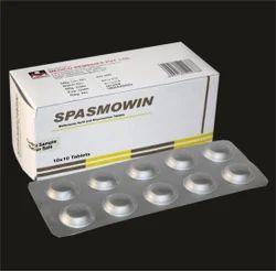 Spasmowin Tablets (Mefenamic Acid & Dicyclomine Tablets)