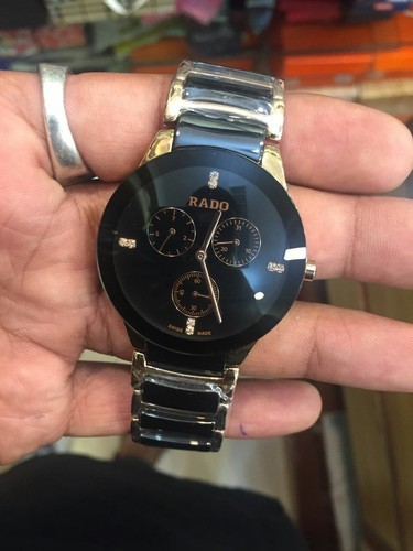 Rado Watch For Men View Specifications Details Of Rado
