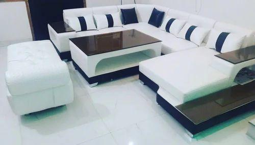 Designer Platform Sofa Set