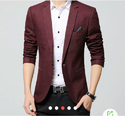 Men Causal Blazer Bl-027
