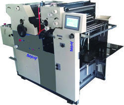 2 Color Satellite Offset Machines