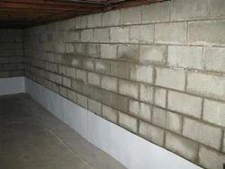 Basement Waterproofing, Thickness: <5 mm