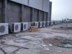 Split AC Repairing Services And Project Work