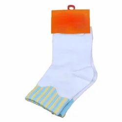Plain Baby Socks At Rs 18 Piece छ ट बच च क