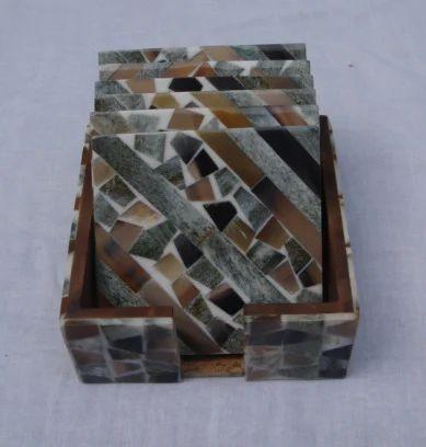 Coasters Saria Tareen Sambhal Zaid Handicrafts Id 10628552291