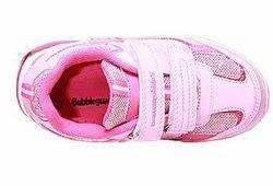 Bubblegummers Pink Shoes For Girls