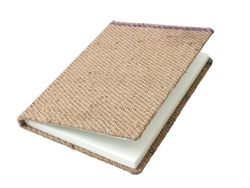 Natural Jute Color Diary Cover