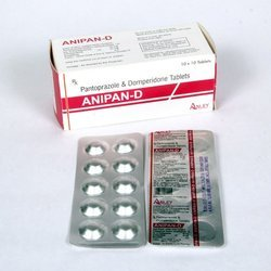 Pantoprazole 40mg Domperidone 10mg Tablet
