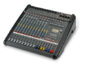Power Mate 1600- 3 Audio Mixers