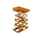 Vertical Scissor Lift Table